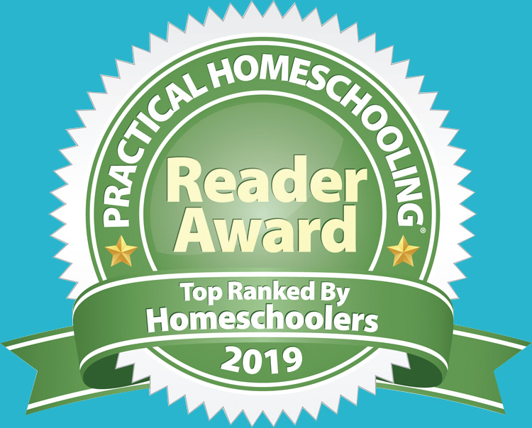 Practical Homeschooling Reader Awards