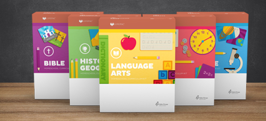 Introducing the New LIFEPAC for Grades K-2