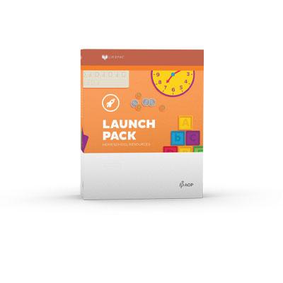 1st Grade Launch Pack
