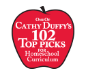 Cathy Duffy's 100 Top Picks Logo
