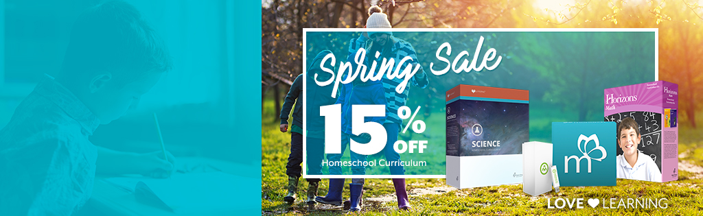 Take 15% off in May!
