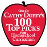 Cathy Duffy's 100 Top Picks Award
